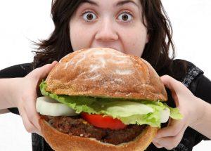Celulit i loša ishrana