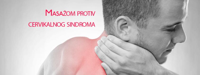Terapeutska masaža kod cervikalniog sindroma