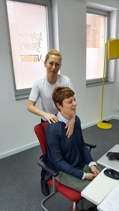 antistres masaža nestle
