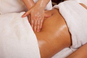 masaža stomaka i konstipacija